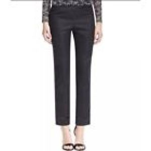14 Toy Burch sleekest monochromatic check pants